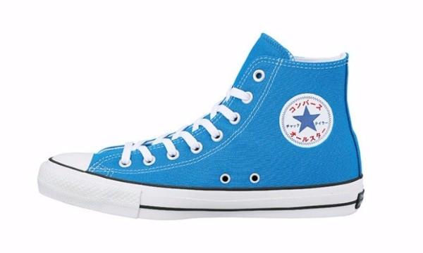 คลิปไฮไลท์ Converse ญี่ปุ่นสุดเจ๋ง! ออกรองเท้ารุ่นใหม่ใช้ตัวอักษรคาตาคานะล้วน