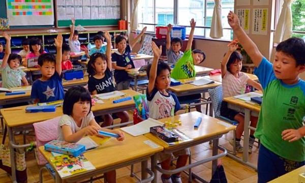 """""""คิดเป็น"""" หลักสำคัญของการเรียนรู้ในโรงเรียนญี่ปุ่น"""