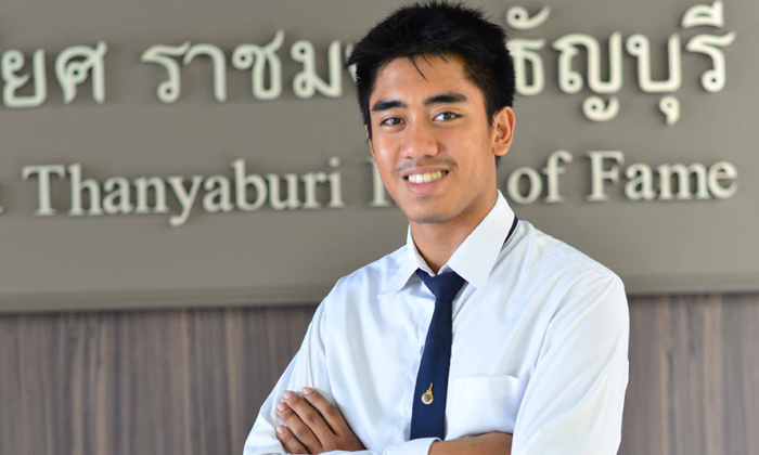 ความในใจ บอม – มทร.ธัญบุรี นักกีฬาเหรียญทองแดงเอเชีย