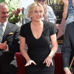 Kate Winslet Honored On The Hollywood Walk Of Fame