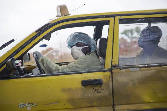 แววตาความโศกเศร้าในดินแดน อีโบล่า (1)
