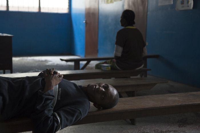 แววตาความโศกเศร้าในดินแดน อีโบล่า