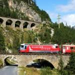 เปิดเส้นทางรถไฟสวิตเซอร์แลนด์ สวย เกินบรรยาย (2)