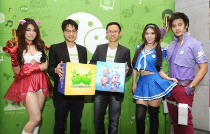 WeChat ส่ง 3 เกมส์แจ๋ว ตามใจขาแชท ในบริการใหม่ WeChat Games