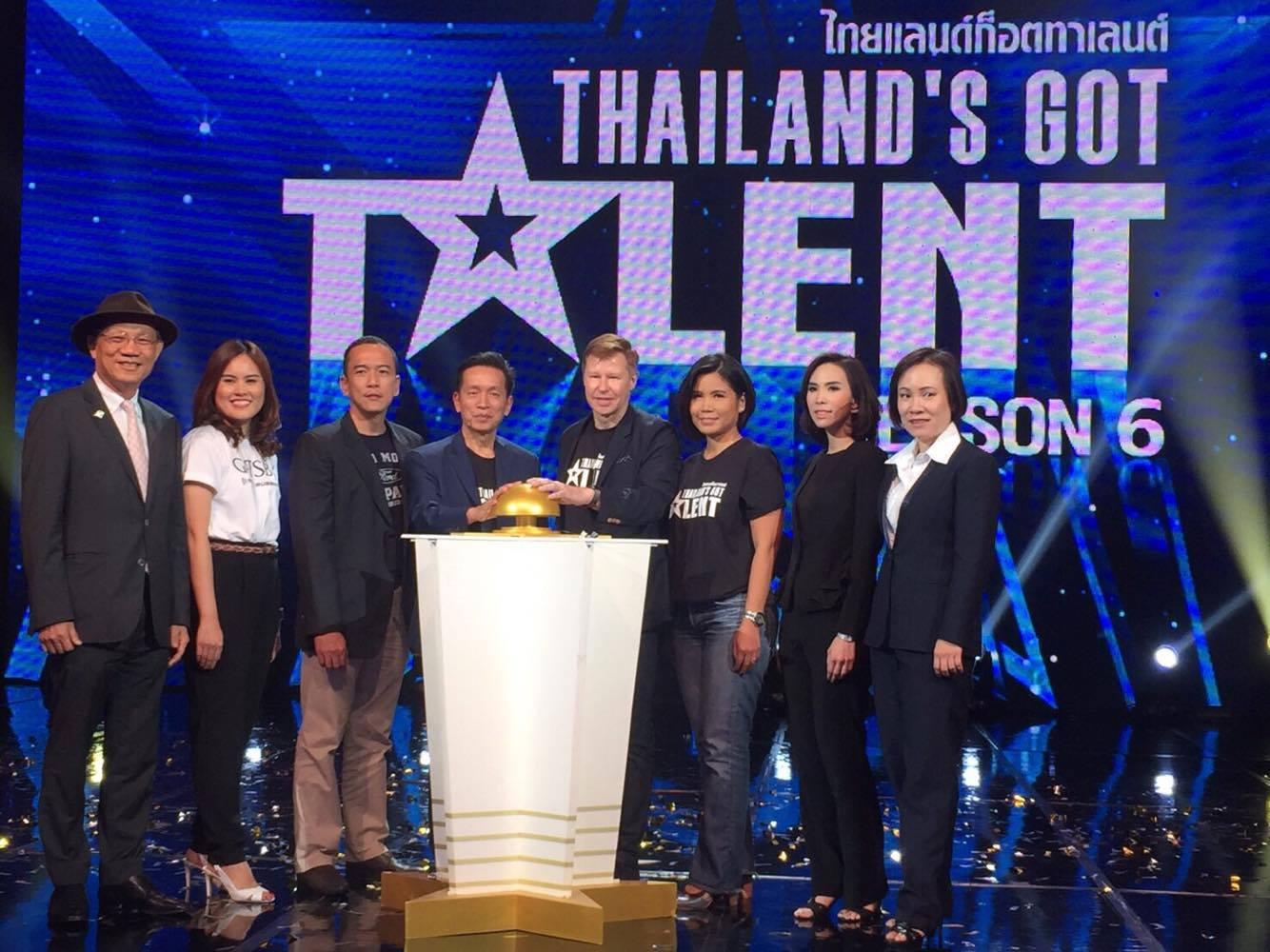 ครั้งแรก! สนุกดอทคอม ร่วมกับ Thailand's Got Talent Season 6