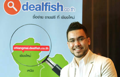 Dealfish is ready for Chiang Mai. Launches chiangmai.dealfish.co.th as FREE marketplace to penetrate the North market.