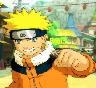เกมส์วางแผน เกมนารูโตะ Where's Naruto