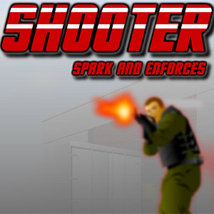 เกมส์ยิงลูกบอล Shooter Spark and Enforces
