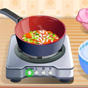 เกมส์ทำอาหาร เกมส์ทำซุปสไตล์อิตาเลียน