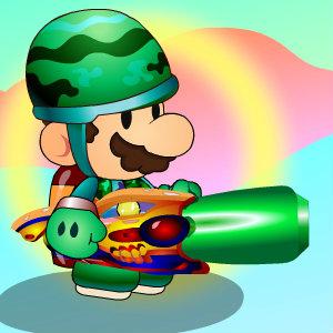 เกมส์ยิง เกมส์มาริโอ้ผจญภัยยิงปืน