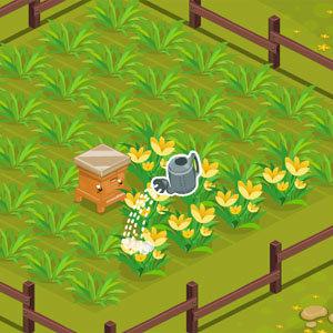 เกมส์ปลูกผัก เกมส์ปลูกดอกไม้เก็บน้ำผึ้ง