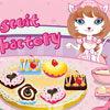 เกมส์ทำเค้ก Kitty Biscuit Factory