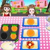 เกมส์ทำเค้ก Kids Pancake Corner