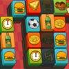 เกมส์จับคู่ majhong burger