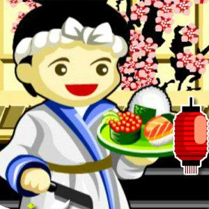 เกมส์ puzzle sushi-rush