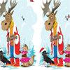 เกมส์จับผิด Snow Christmas different
