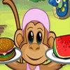 เกมส์ทำเค้ก Monkey Diner