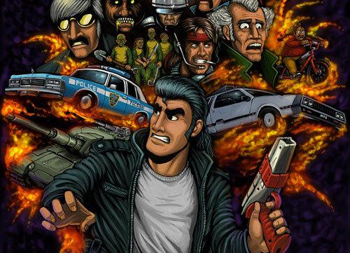 Retro City Rampage มันคือ GTA ในแบบซอฟต์ๆ
