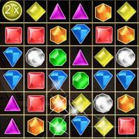 เกมส์เรียงเพชร jewel blitz