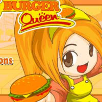 เกมส์ทำเค้ก BurgerQueen