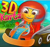 เกมส์รถแข่ง 3d kartz