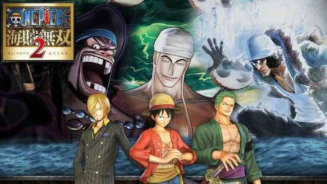 ระบบใหม่ๆใน One Piece Pirate Warriors 2