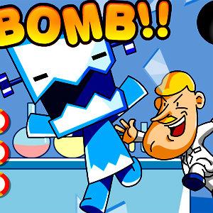 เกมส์อาเขต Panic Bomb