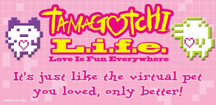 Tamagotchi L.i.f.e. มาลง Android แล้ว! หาคนใจดีโหลดไปเลี้ยง