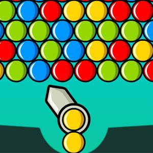 เกมส์จับคู่ bubble shooter