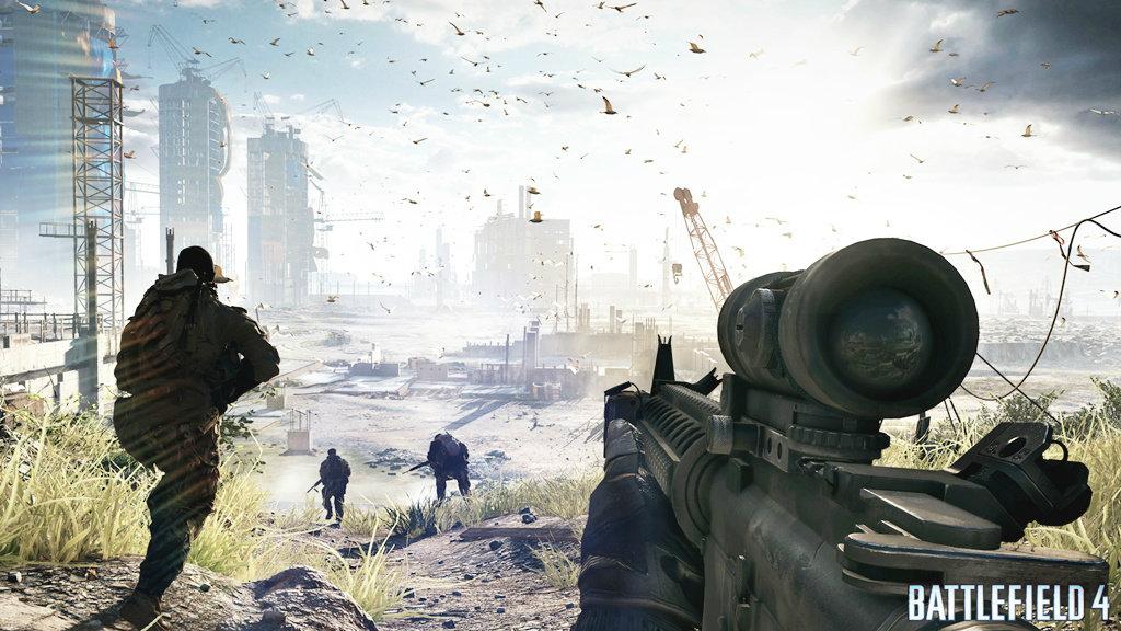 เกมส์ Battlefield4