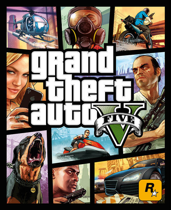 เกมส์ GTA V