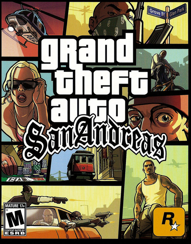 เกมส์ Grand Theft Auto