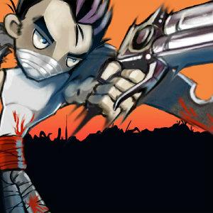 เกมส์ต่อสู้ evil slayer