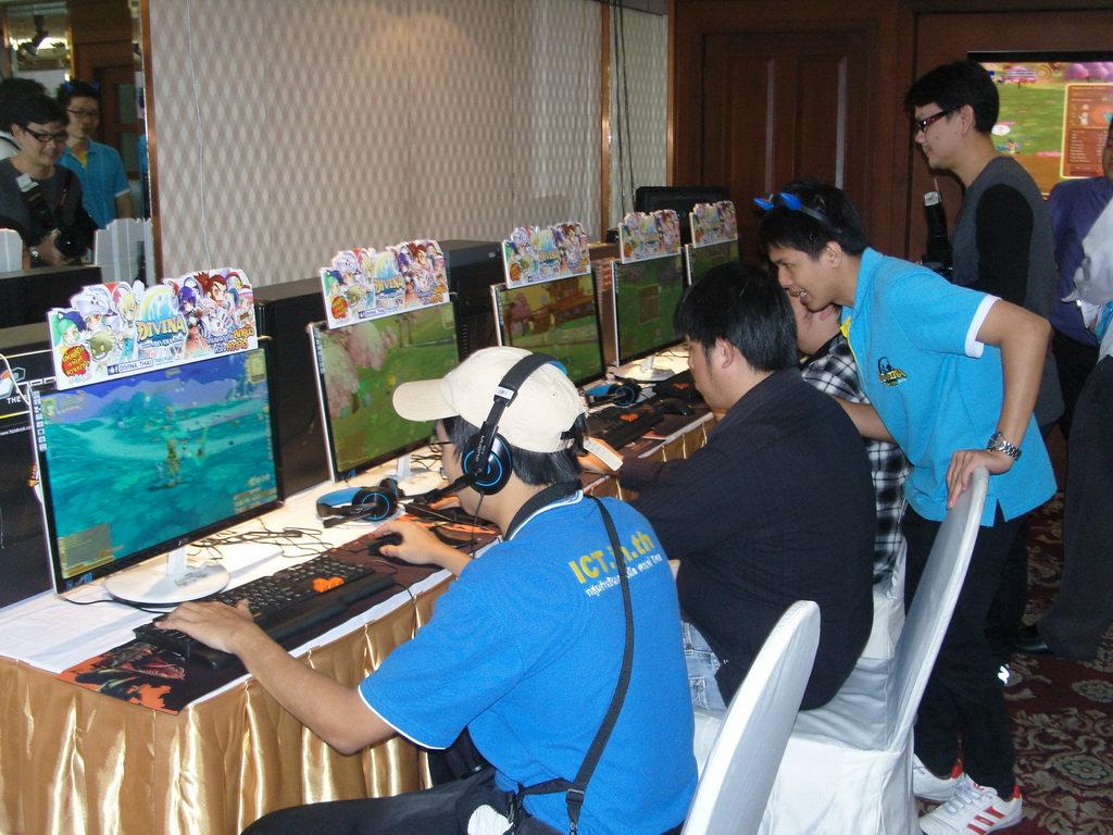 เกมส์ Divina Online