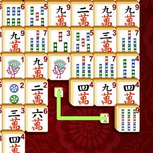 เกมส์จับคู่ Mahjong Link