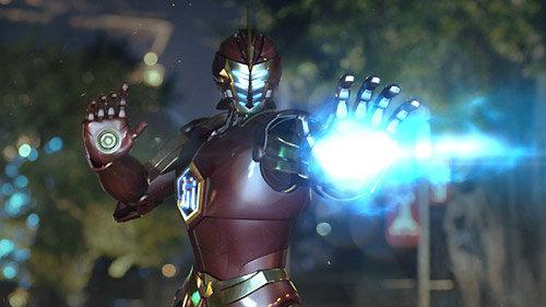 พี่จีนจัดอีก Iron Man ฉบับก็อบปี้ Kang Zhi Ba Man