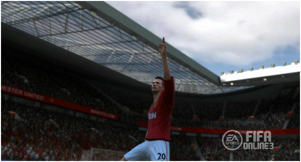 เกมส์ FIFA Online 3