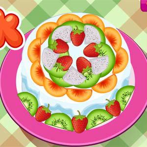 cook a fruit cake