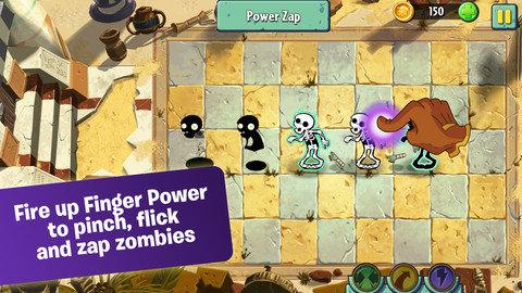 เกมส์ Plants vs. Zombies 2