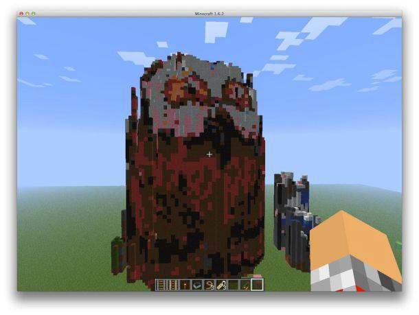 DekkoScan MineCraft
