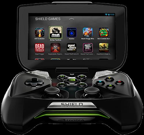 เกมส์ Nvidia Shield