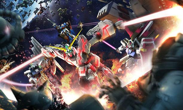 Shin Gundam Musou กันดั้มมั่วซั่วภาคใหม่!