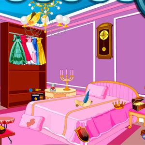 เกมส์เสิร์ฟอาหาร เกมส์ทำความสะอาดห้องเจ้าหญิง