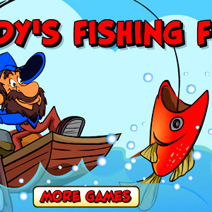 เกมส์ตกปลากลางทะเล