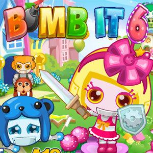 เกมส์จับคู่ เกมส์วางระเบิด6