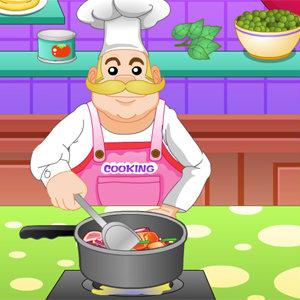เกมส์ทำอาหาร เกมส์พ่อครัวทำซุป