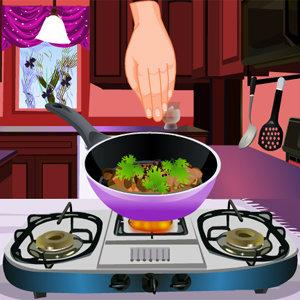 เกมส์ทำอาหาร เกมส์ทำชิมิชังกา