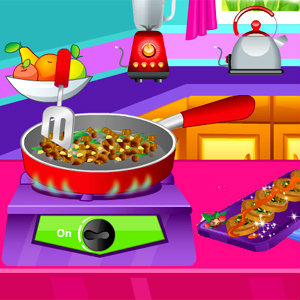 เกมส์ทำอาหารตุรกี