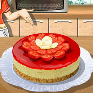 เà¸à¸¡à¸ªà¹Œà¸—ำอาหารเกมส์ทำชีสเค้กเบอรี่