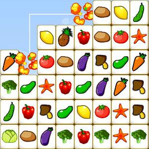 เกมส์จับคู่พืชผัก